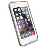 LifeProof frè wasserdichte Schutzhülle für Apple iPhone 6, avalanche-weiß